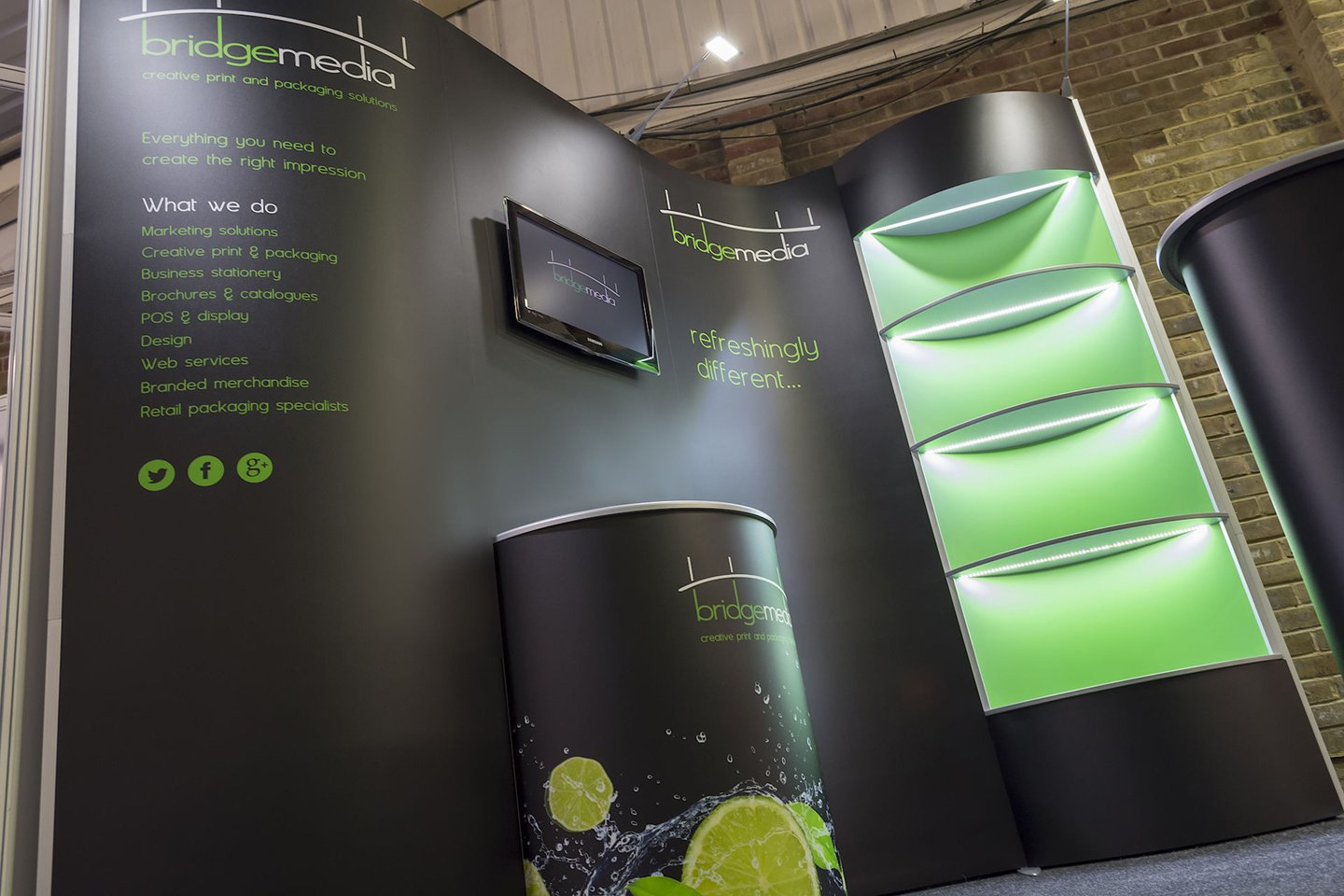 Exhibition Stand Hire Kent : News exhibition stand hire