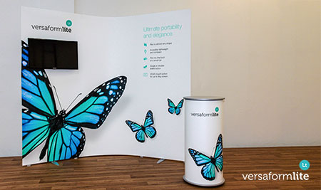 Pop up display Versaform Lite