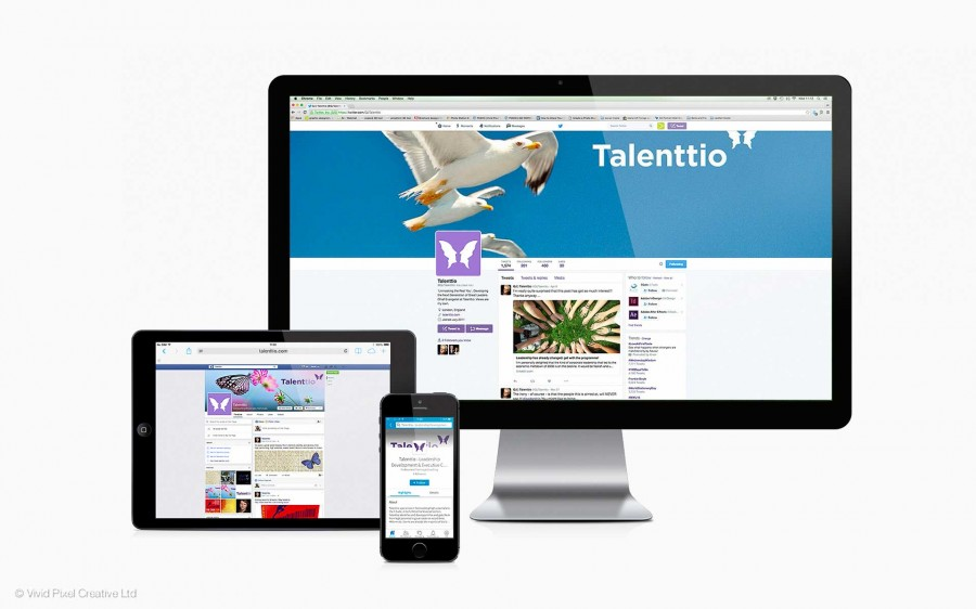 Talenttio-Social-Media