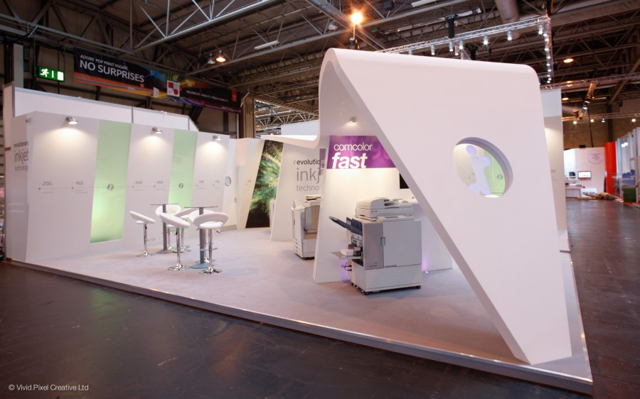Bespoke Exhibition Stand Design : Custom exhibition stand designers maidstone kent